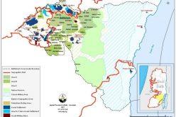 Den Geopolitiske Status i Bethlehem Governorate