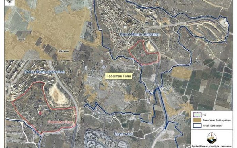 Israeli Right-wing movements call to recapture two evacuated outposts' sites in Hebron & Bethlehem
