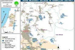 هدم 26 منشأة لتجمع عرب المليحات شرق دير دبوان