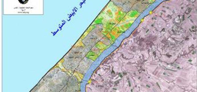 إسرائيل تدمر 29 ٪ من الاراضي الزراعية في قطاع غزة