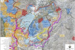 أمر عسكري اسرائيلي جديد لبناء مقطع جديد من جدار العزل العنصري شرق تجمع مستوطنات معاليه أدوميم