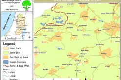 إحكام سيطرة الاحتلال على أراضي خربة امريحة