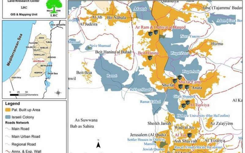 The Demolition of Palestinian Homes in Jerusalem Continued Unabated in February 2009