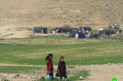 سلطات الاحتلال تواصل حملة هدم المنشآت في الأغوار الشمالية