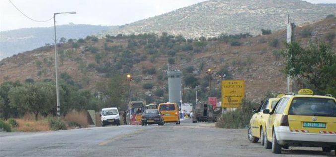 سلطات الاحتلال تضلل الرأي العالمي بإزالة بعض الحواجز العسكرية في مناطق شمال الضفة الغربية