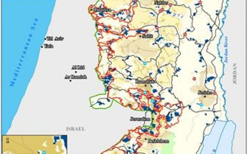 Israeli re-classifies the Status of Israeli Checkpoints in the Occupied Palestinian Territory