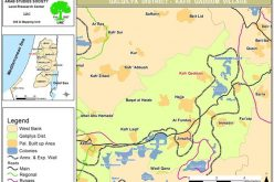 """مستعمرو  """" كدوميم"""" ينشطون في زرع بؤرة استعمارية جديدة في المنطقة"""
