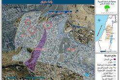 إخطارات بإخلاء وهدم 11 مسكناً فلسطينياً في سلوان