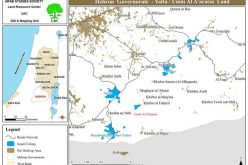 Israeli Colonists Take over 2000 Dunums of Palestinian Lands in Yatta
