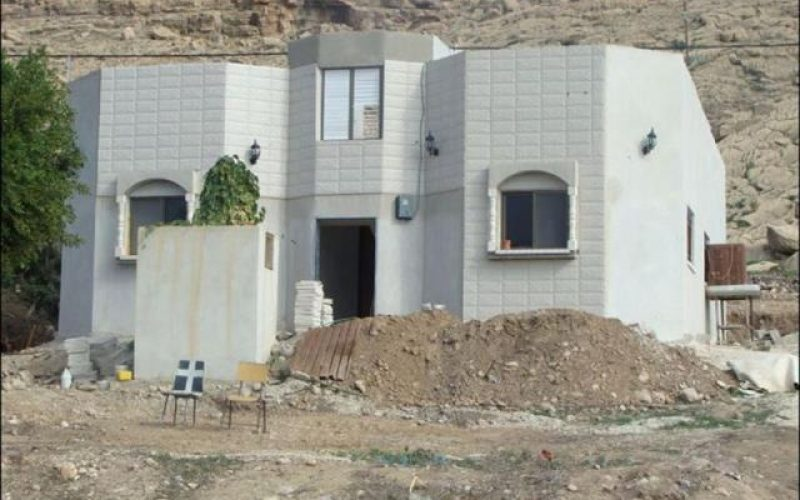 Displacement Risk for Palestinians living in Al Jiftlek village north of Jericho