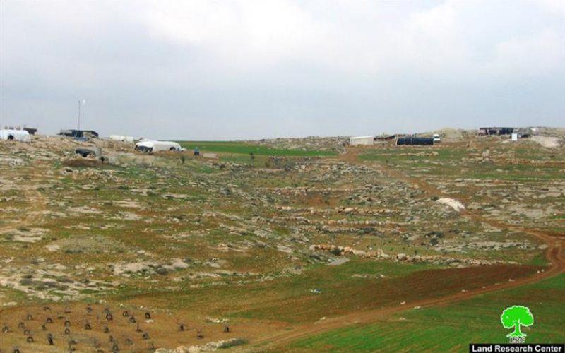 """مستعمرو """"سوسيا """" … اعتداءات متكررة على المواطنين في واد جحيش جنوب يطا"""