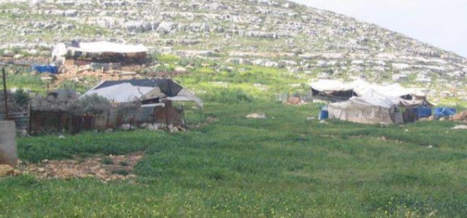 5 Stop-Work Orders against Bedouin Families