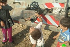 The Confiscation of Water Tankers in Khirbet Tana