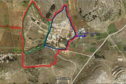 "The Israeli Occupation Military Camp of ""Al Majnouna""; Are they in or out?"