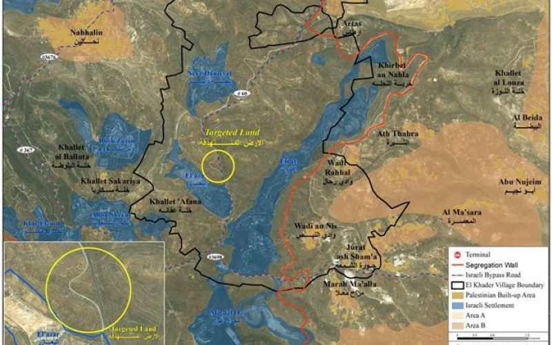 Israeli Colonial Escalation all over the OPT