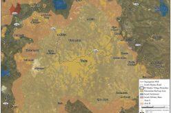للمرة الثالثة على التوالي: جيش الاحتلال الإسرائيلي يهدم خربة ام نيير المحاذية بلدة يطا في جنوب الضفة الغربية