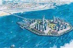 L'île imaginaire d'Israël au large de Gaza