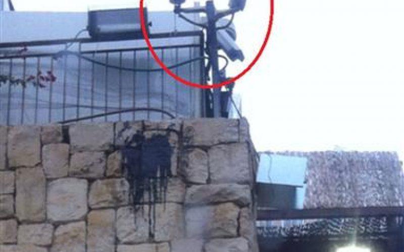 Israeli Sets 320 Surveillance Cameras in Silwan