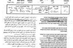 « Dans moins de trois mois » <br> Nouveaux ordres de démolition israéliens pour huit maisons à Haris, Nord-ouest du gouvernorat de Salfit