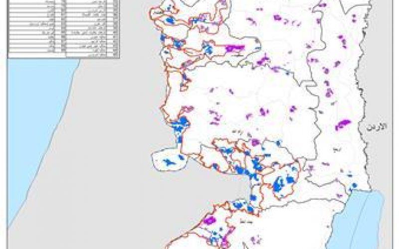 مشروع استيطاني جديد لاستدامة الاحتلال الاسرائيلي في المناطق الفلسطينية