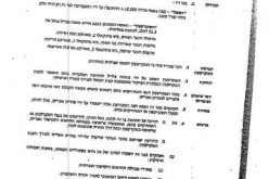 A new Israeli military order to grant more security for the settlement of Barqan