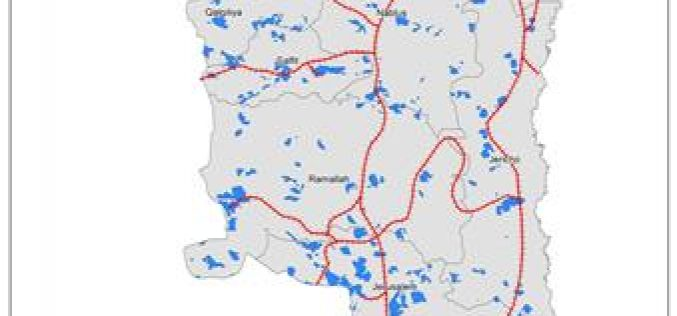 Connecting or simply ripping apart <br> The Israeli Occupation most recent Railway Network Plan