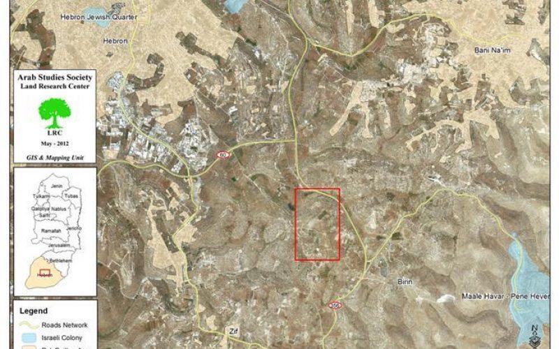 الاحتلال يهدم بئر مياه في وادي حورة جنوب الخليل