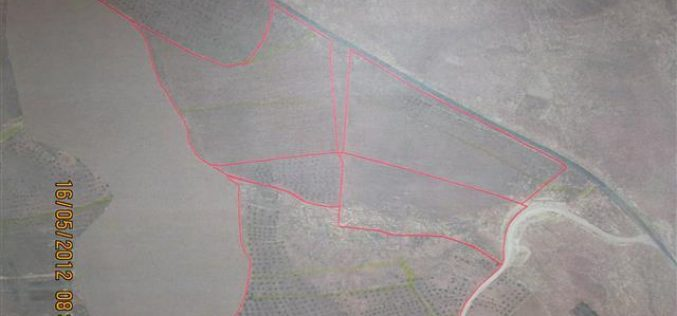 Fencing over 1000 Dunums of Land and Preventing the Owners from Accessing them