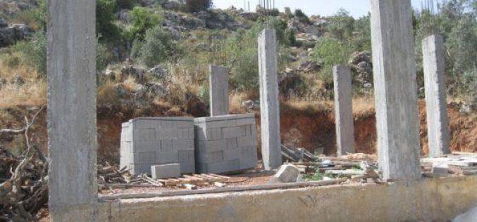 Stop-work Orders in Wadi Fukin