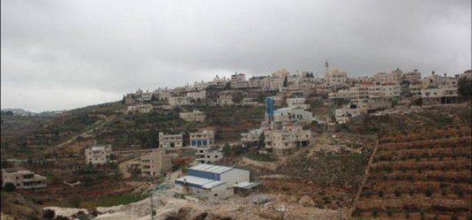 خمسة منازل فلسطينية في وادي النيص مهددة بالهدم