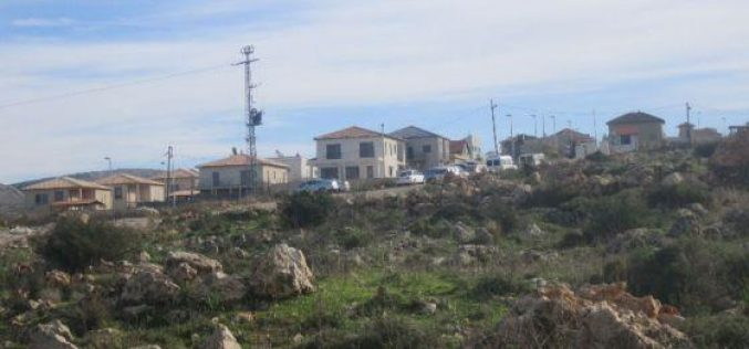 Expansions in Beit Aryeh Colony