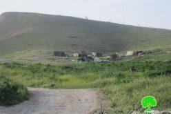 Stop-work Notifications in the Jordan Valley