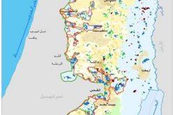 ازدياد مساحة المستوطنات الإسرائيلية بنسبة ٪182 خلال 20 عاما وارتفاع عدد المستوطنين الى 656 الفا