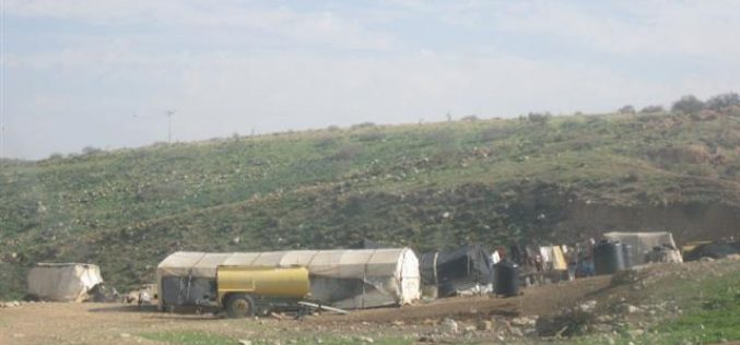 Confiscation of Water Tankers in Jiftlik