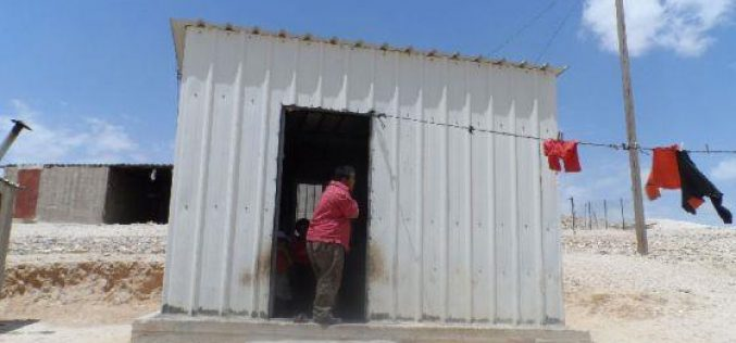 Israeli Stop-work orders for 9 Palestinian residences in Khashm al Karm in Yatta – Hebron