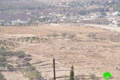مخطط لبناء 675 وحدة استيطانية جديدة في مستوطنة ايتمار /محافظة نابلس