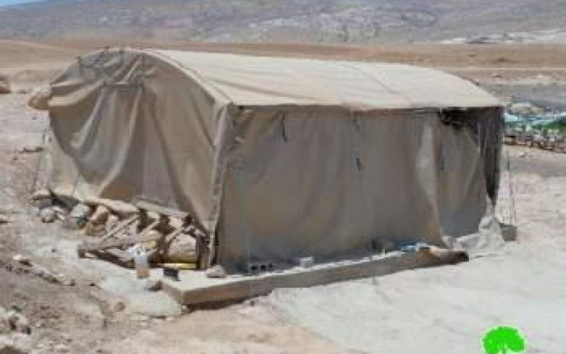 Warrant against a Living Tent and a Warehouse in Yatta