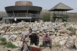 Kherbit Silon witnesses Israeli attempts at Judaizing Palestinian history & heritage