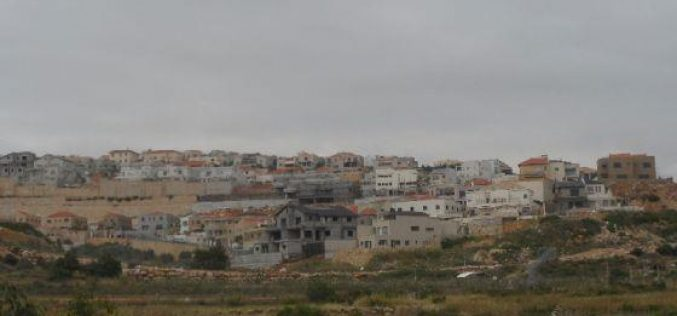 The Israeli Occupation Government Agrees to Build a Colonial Neighborhood in Ramallah