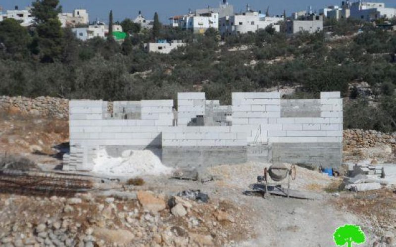 Stop-work and demolition orders for two houses in Hebron