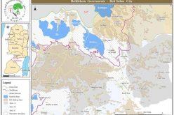 """أعمال توسعة جارية في مستعمرة جبل أبو غنيم  """" هارحوما """" في بيت ساحور"""