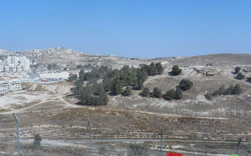 "Jabal Abu Ghneim ""Har Homa""  colony is going under expansion"