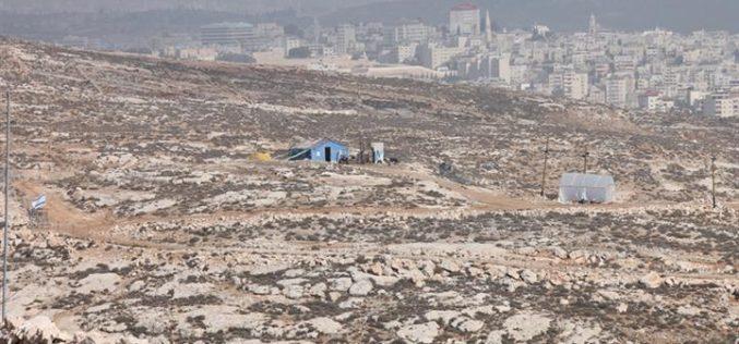 اعتداءات المستوطنين الإسرائيليين مستمرة في استهداف خلة النحلة الفلسطينية في بيت لحم