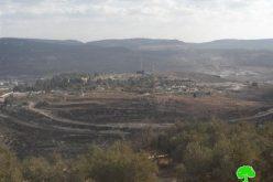 Israeli Civil Administration to Deposit a Master Plan for Shilo