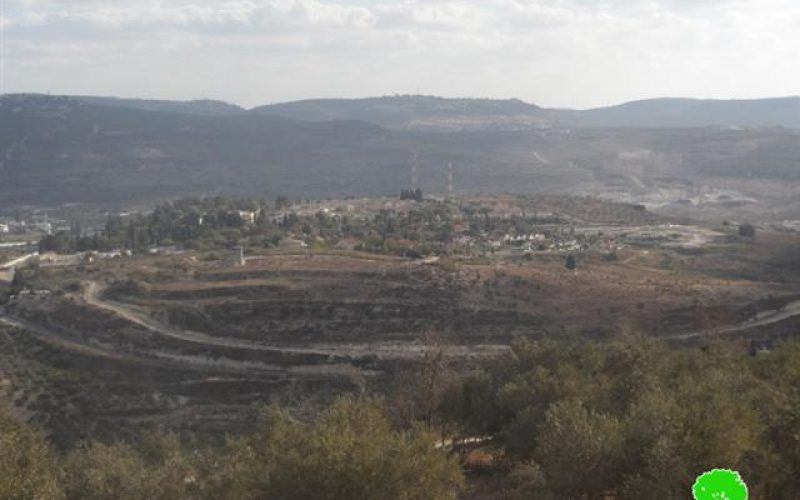 Israeli Civil Administration to Deposit a Master Plan for Shilo