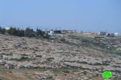Eviction orders on al-Mafqara lands