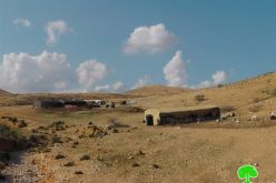 إخطار عدد من المنشآت السكنية والزراعية بوقف البناء في منطقة المالح
