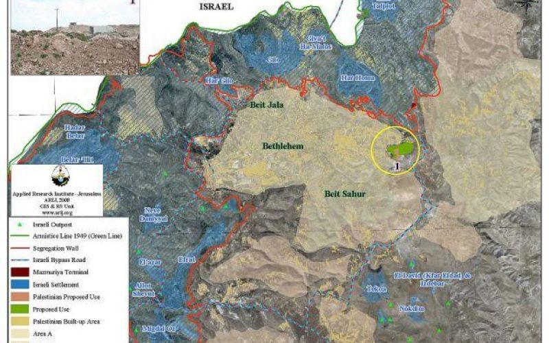 "Israeli Settlements and Violations  <br> ""Israeli Activities Report in the occupied Palestinian territory in 2013"""