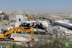 الانتهاكات الإسرائيلية في القدس المحتلة خلال شهر اذار من العام 2014