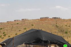 The West Bank colony of Maskiyyot is going under expansion